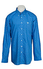 Cinch L/S Mens Fine Weave Shirt 1104077