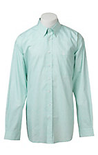 Cinch L/S Mens Fine Weave Shirt 1104081