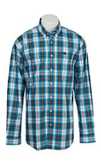 Cinch L/S Mens Fine Weave Shirt 1104120