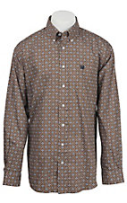 Cinch L/S Mens Fine Weave Shirt 1104131