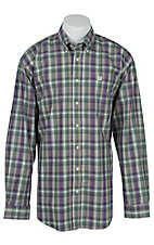 Cinch L/S Mens Fine Weave Shirt 1104136