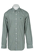 Cinch L/S Mens Fine Weave Shirt 1104145