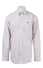 Cinch L/S Mens Fine Weave Shirt 1104151