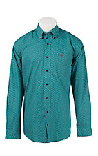Cinch L/S Mens Fine Weave Shirt 1104154