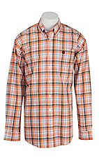 Cinch L/S Mens Fine Weave Shirt 1104163
