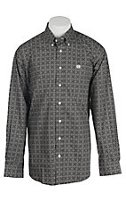 Cinch L/S Mens Fine Weave Shirt 1104172