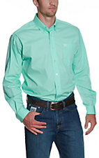 Cinch L/S Mens Fine Weave Shirt 1104237