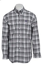 Cinch L/S Men's Fine Weave Shirt 1107010