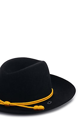 Stetson Gold Military Branch Acorn Hatband