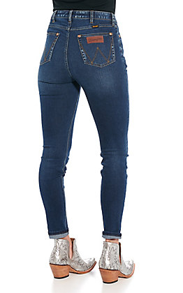 Wrangler Retro Women's High Rise Skinny Jeans
