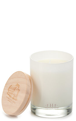 Farmhouse Fresh Wandering Pines Candle with Wooden Lid