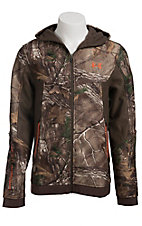 Under Armour Men's Realtree Camouflage Ayton Hoodie 1238322946