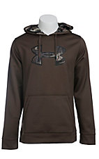 Under Armour Men's Timber with Camo UA Storm Armour Fleece Caliber Hoodie