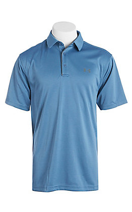 Under Armour Tech Men's Thunder Short Sleeve Polo Shirt