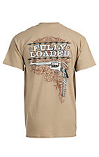 Cowboy Hardware Tan Fully Loaded Short Sleeve Tee