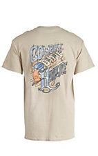 Cowboy Hardware Sand Lock, Stock & Barrel Short Sleeve Tee