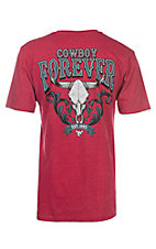 Cowboy Hardware Men's Cowboy Forever Short Sleeve T-Shirt