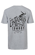 Cowboy Hardware Men's Untamed Cowboy Short Sleeve T-Shirt
