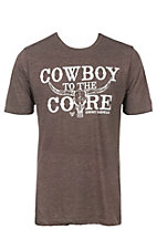 Cowboy Hardware Men's Cowboy to the Core Short Sleeve T-Shirt