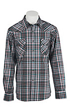 Cinch L/S Mens Fine Weave Modern Fit Shirt 1306005