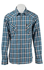 Cinch L/S Mens Fine Weave Modern Fit Shirt 1309005
