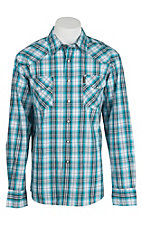 Cinch L/S Mens Fine Weave Modern Fit Shirt 1322007