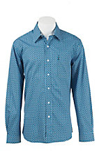 Cinch L/S Mens Fine Weave Modern Fit Shirt 1330019