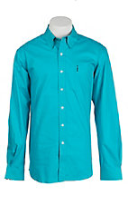 Cinch L/S Mens Fine Weave Modern Fit Shirt 1343003