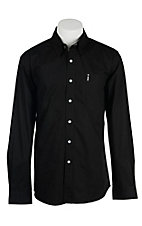 Cinch L/S Mens Fine Weave Modern Fit Shirt 1343010