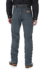 Wrangler Cowboy Cut Charcoal Original Fit Jeans