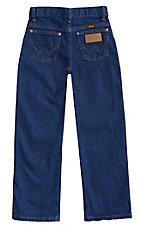 Wrangler Boys' Cowboy Cut Prewashed Jeans--Sizes 1-7