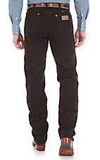 Wrangler Cowboy Cut Black Chocolate Original Fit Jeans