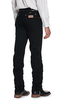 Wrangler Cowboy Cut Black Original Fit Jeans