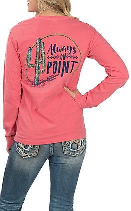 Girlie Girl Originals Women's Life Is Better In Texas T-Shirt