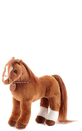 "Aurora Breyer 13"" Quarter Horse Stuffed Animal"