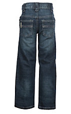 Cinch Boys' Carter Medium Wash Slim Fit Boot Cut Jeans