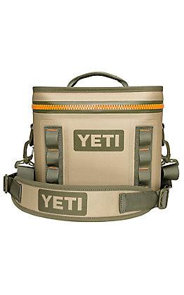 YETI Field Tan Hopper Flip 8