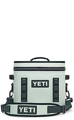 Yeti Sagebrush Green Hopper Flip 12 Soft Cooler