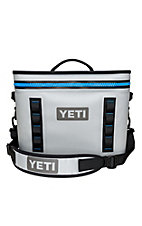 YETI Fog Grey Hopper Flip 18