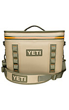 YETI Field Tan Hopper Flip 18
