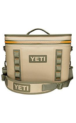 YETI Field Tan Hopper Flip 18