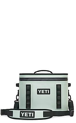 Yeti Sagebrush Green Hopper Flip 18 Soft Cooler