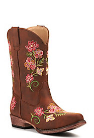 Girl's Cowgirl Boots
