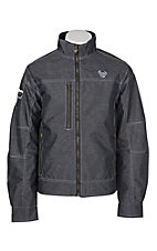 Cowboy Hardware Men's Heather Black Woodsman Jacket