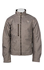 Cowboy Hardware Men's Heather Brown Woodsman Jacket