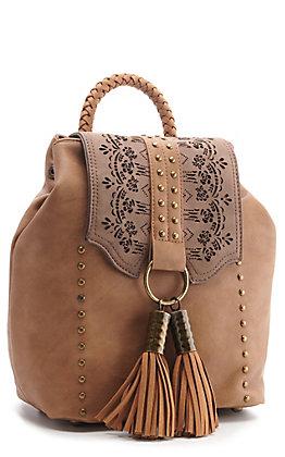 Catchfly Women's Hazelnut Chloe Backpack
