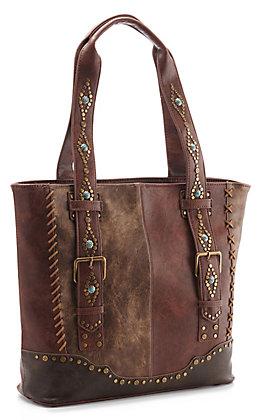 Catchfly Women's Copper Selena Shoulder Bag