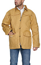 Schaefer Men's Tan Fenceline Canvas Drifter Jacket