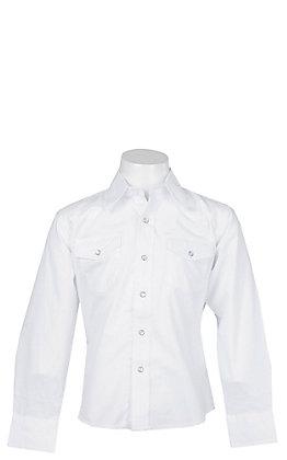 Wrangler Boys Snap Western Shirt 204WHSL
