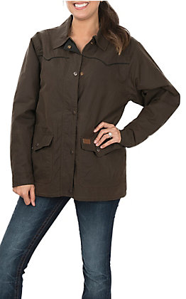 Outback Trading Company Women's Bronze Round Up Jacket